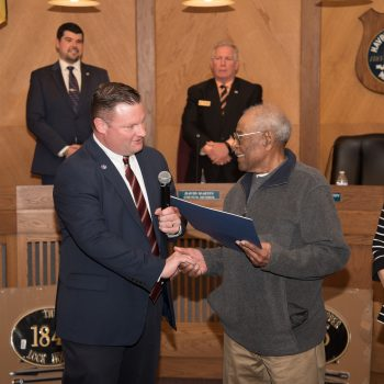 Tevis Leroy Sylvester Hoke Celebrates 100th Birthday (5 Of 5)